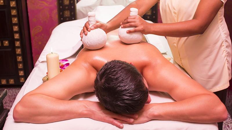 Pinda Sweda Massage